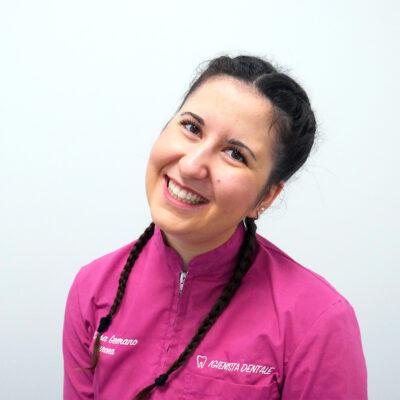 Dottoressa Aurora Germano igienista dentale